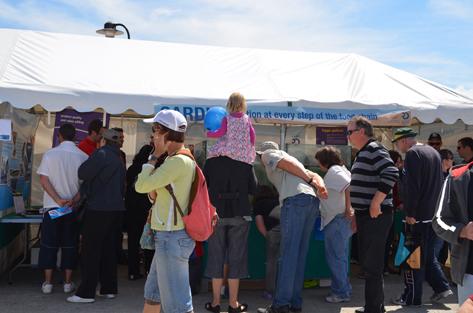 Port Seafood Festival 2011