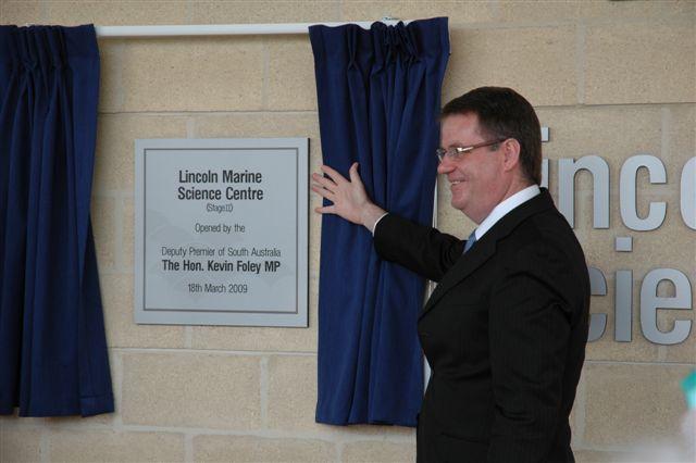 Kevin Foley opening LMSC